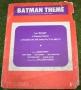 Batman sheet music