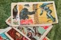 Batman ser 2 red bat cards (1)