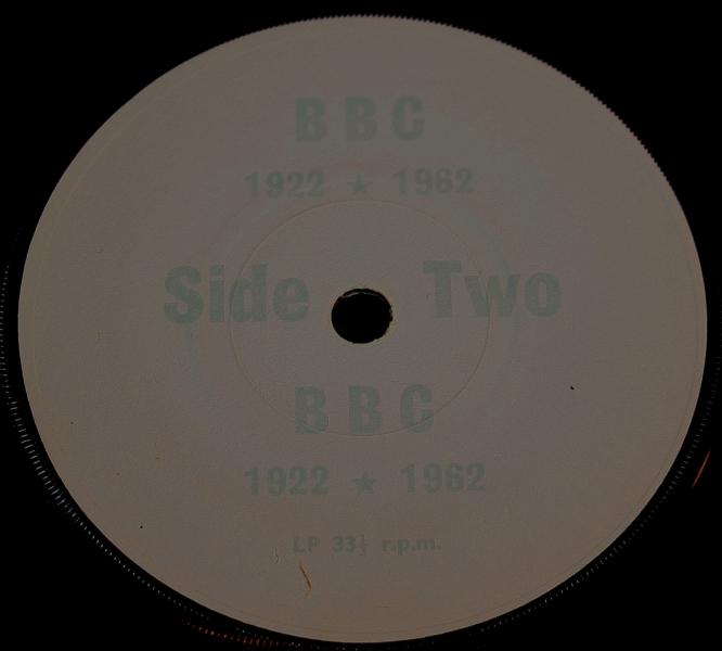 BBC 1922 1962 single (4)