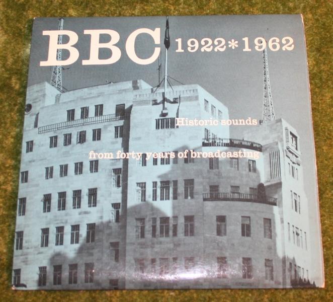 BBC 1922 1962 single