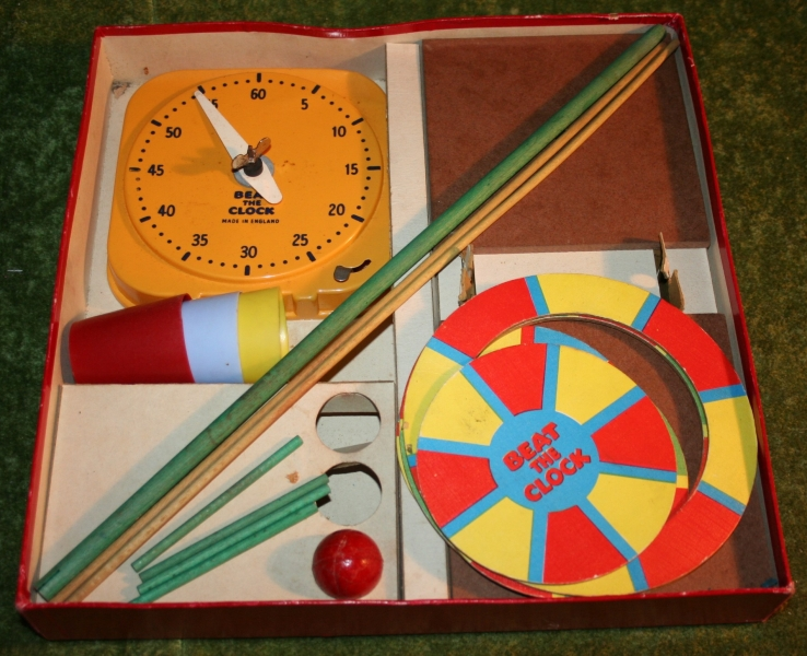 beat the clock board game