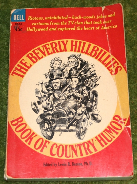 Beverly Hillbillies country humor book (2)