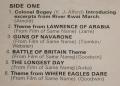 Big War Movie Themes LP (3)