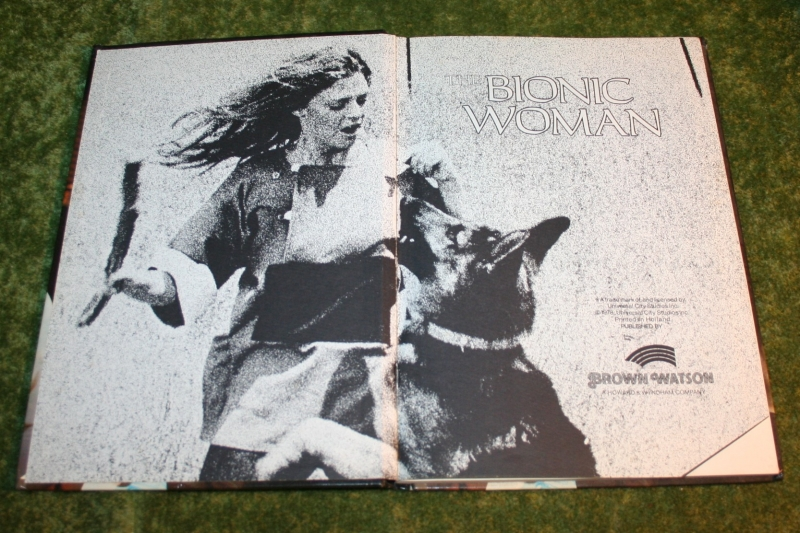 Bionic Woman Annual 1978 (3)