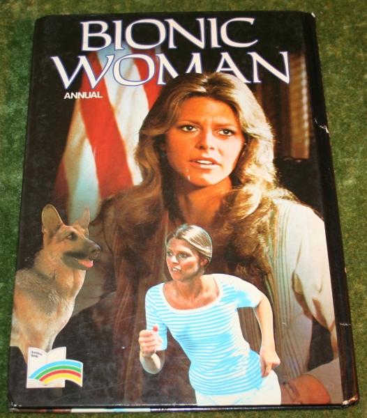 Bionic Woman Annual 1978