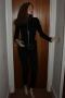 Avengers movie Emma Peel Black Catsuit (2)