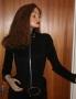 Avengers movie Emma Peel Black Catsuit (3)