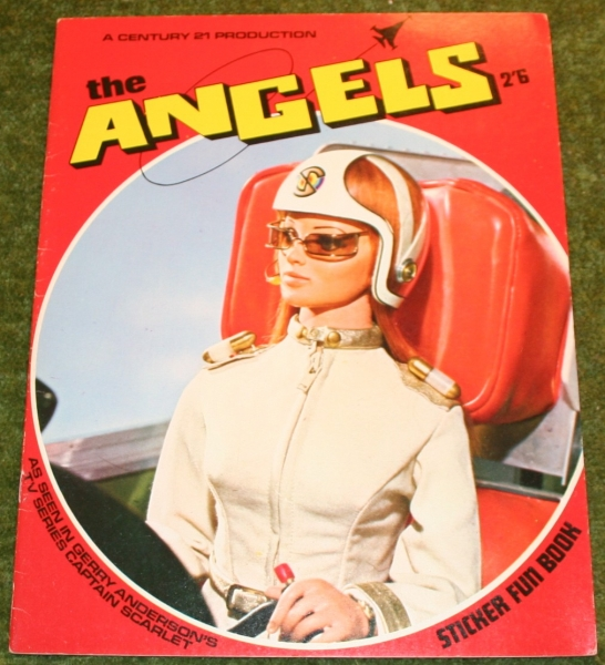 Angel sticker book a9 (7)