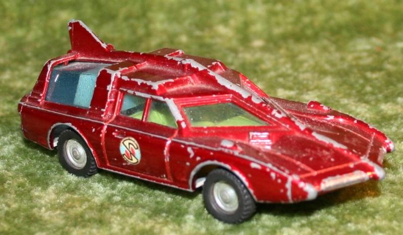 Captain Scarlet SPC Dinky Toys (2)
