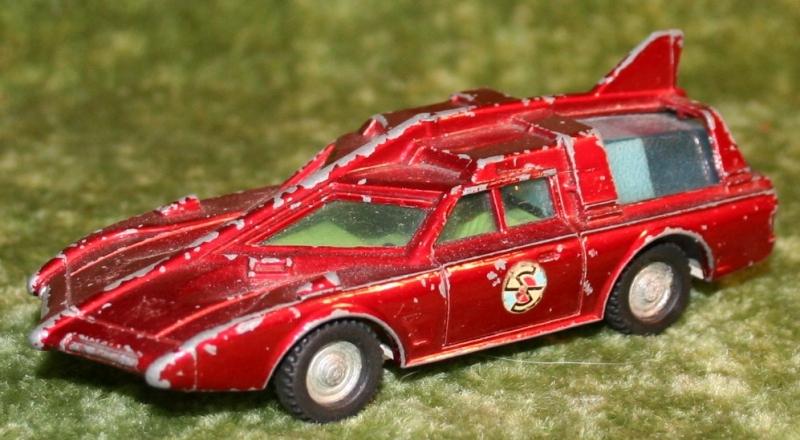 Captain Scarlet SPC Dinky Toys (3)