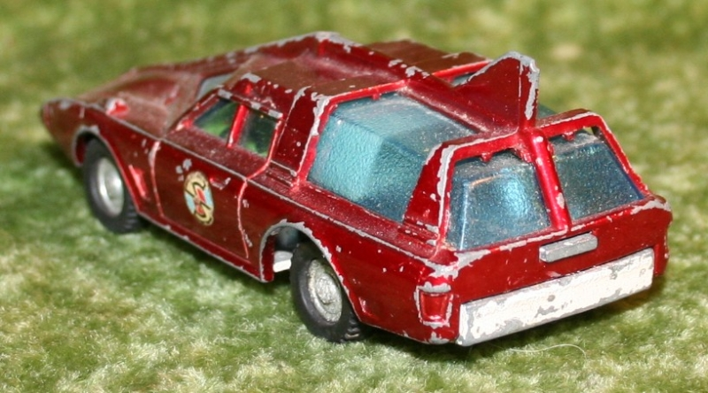 Captain Scarlet SPC Dinky Toys (4)