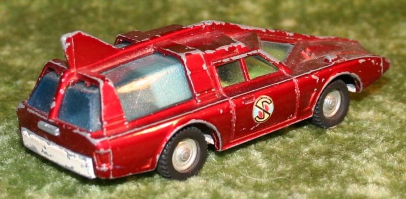 Captain Scarlet SPC Dinky Toys (5)