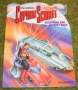 Capt Scarlet colouring activity book 1993 1st type (1)