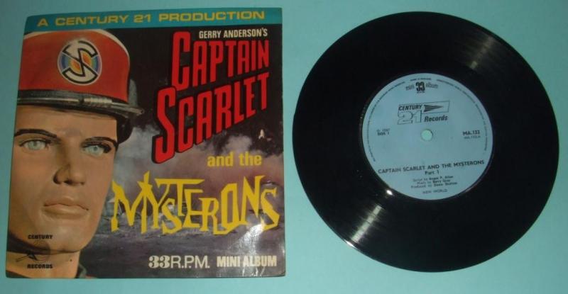 Captain Scarlet ma132