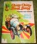 chitty chitty bang bang press out book 1969 (1)