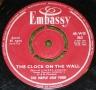 clock on the wall single