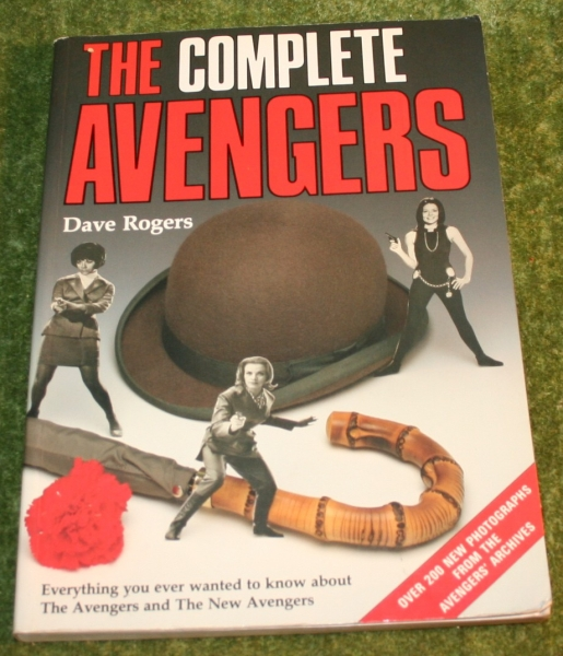 avengers complete avengers book dave rogers (2)