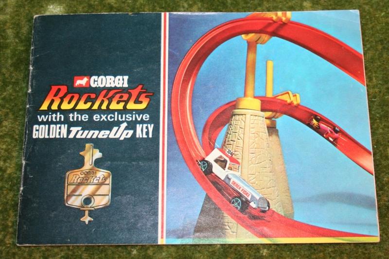corgi rockets cat 1970