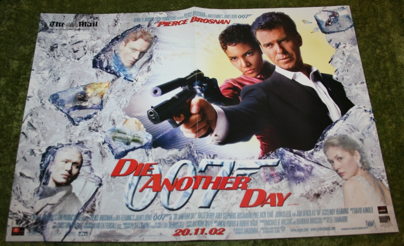 007 dad daily mail poster