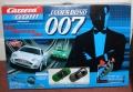 007 dad slot car set