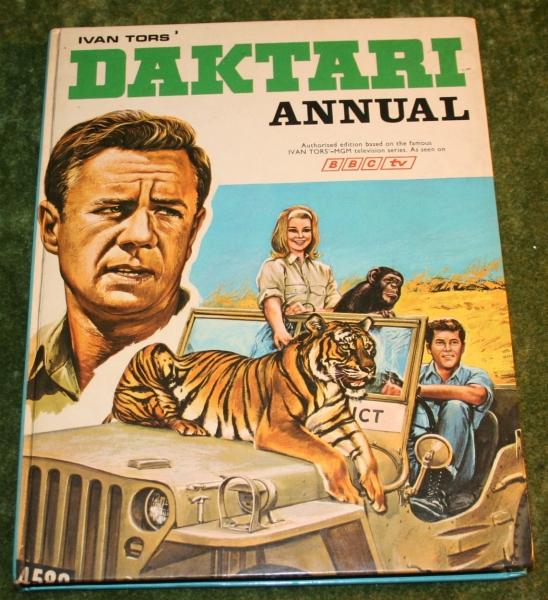 daktari annual (c) 1968 (2)