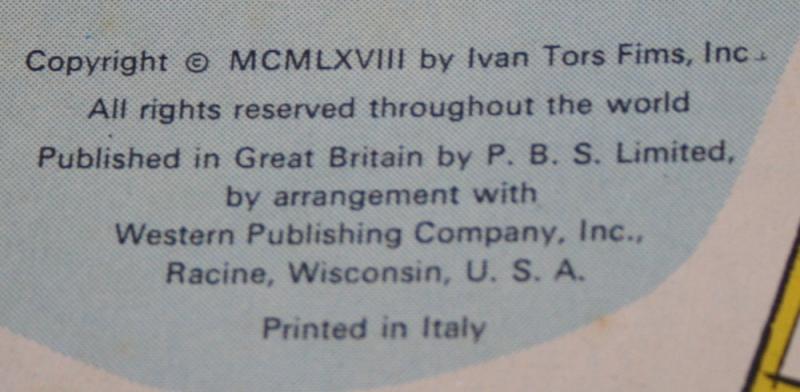 daktari television story book (c) 1968 (4)