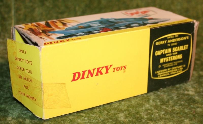 Capt S Dinky toys SPV variations (14)