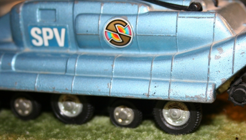 Capt S Dinky toys SPV variations (18)