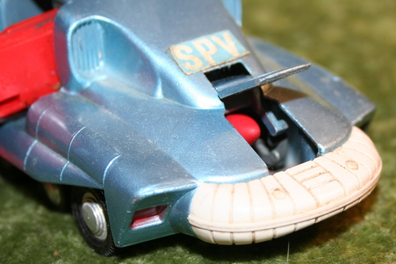 Capt S Dinky toys SPV variations (6)
