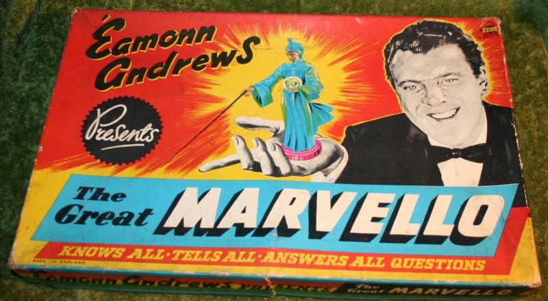 Marvello game Eamonn Andrews