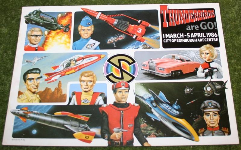 Anderson display Edingburgh 1986