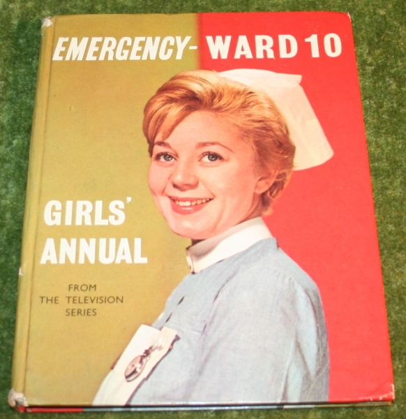 Emergency ward 10 annual (c) 1962