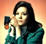 Emma Peel pocket watch