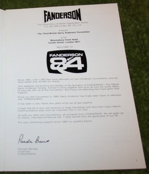 Fanderson 1984 convention (2)
