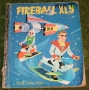 fireball xl5 little golden book