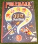 fireball xl5 quiz paint book