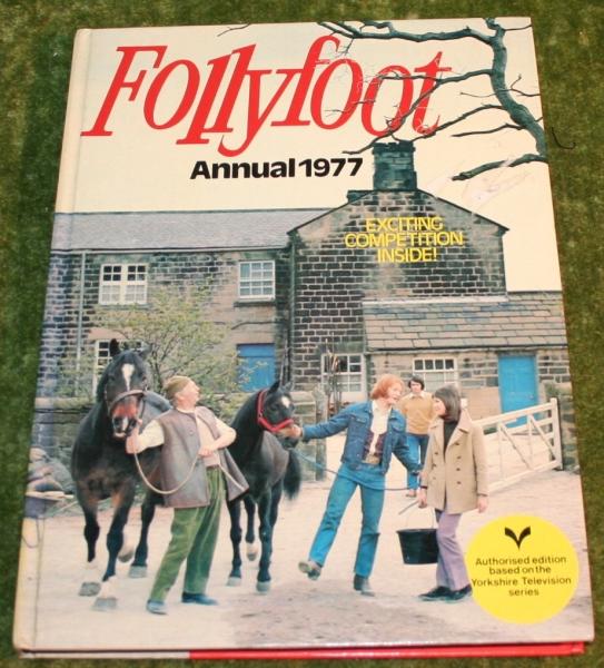 Follyfoot annual 1977