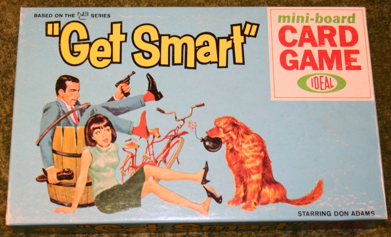 get-smart-mini-card-board-game