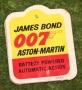 007 gilbert tinplate aston