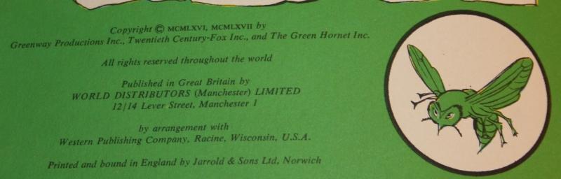 green hornet annual (5)