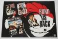 hamlyn books bond is back poster