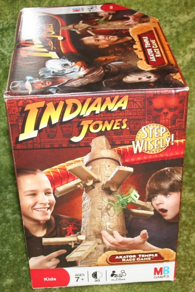Indiana Jones Akator temple race game  | Little Storping Museum