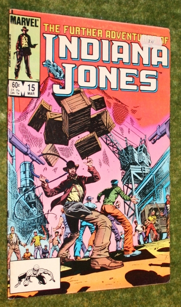 Indy Marvel comic 15