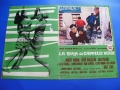 Italian Spy in Green Hat UNCLE posters (3)