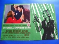 Italian Spy in Green Hat UNCLE posters (5)