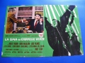 Italian Spy in Green Hat UNCLE posters (6)