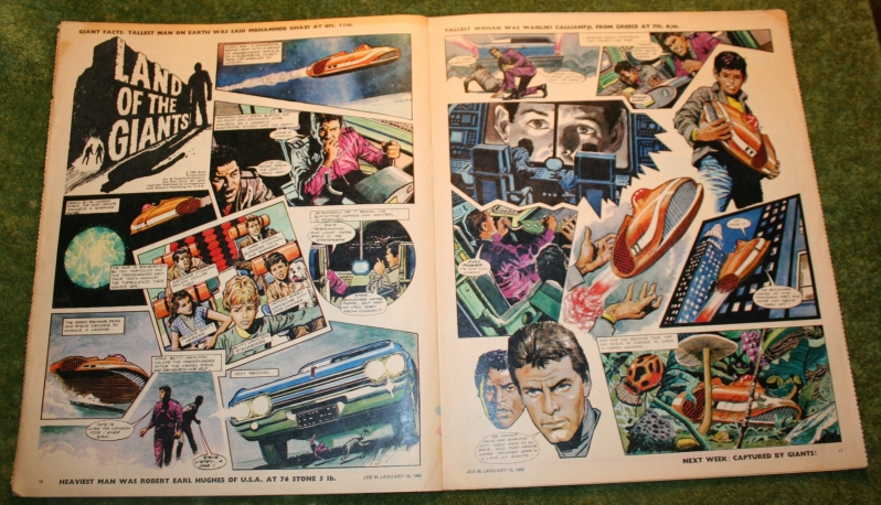 Joe 90 comic No 1 (11)