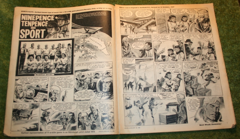 Joe 90 comic No 1 (6)