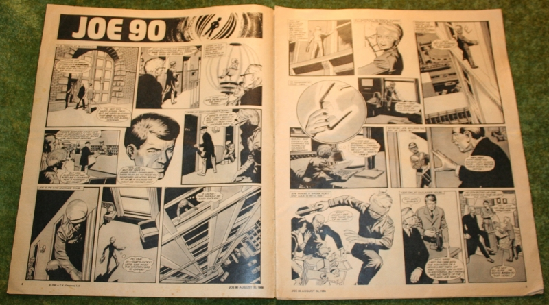 Joe 90 comic no 33 (4)