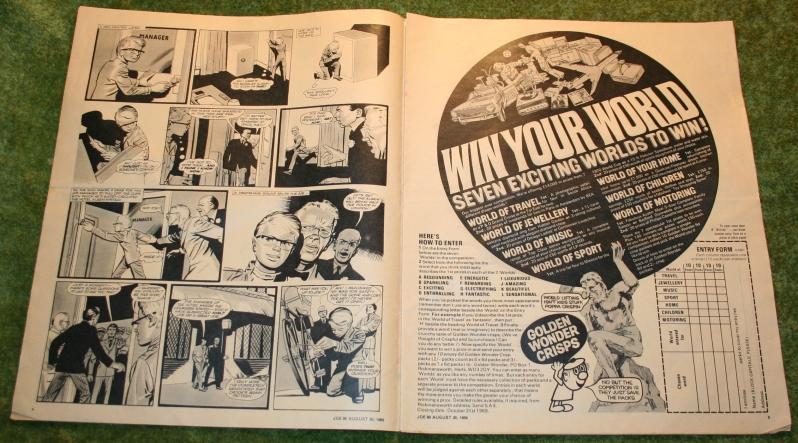 Joe 90 comic no 33 (5)